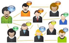 Personas Redes Sociales