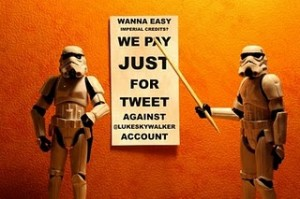 Imperial credits en twitter