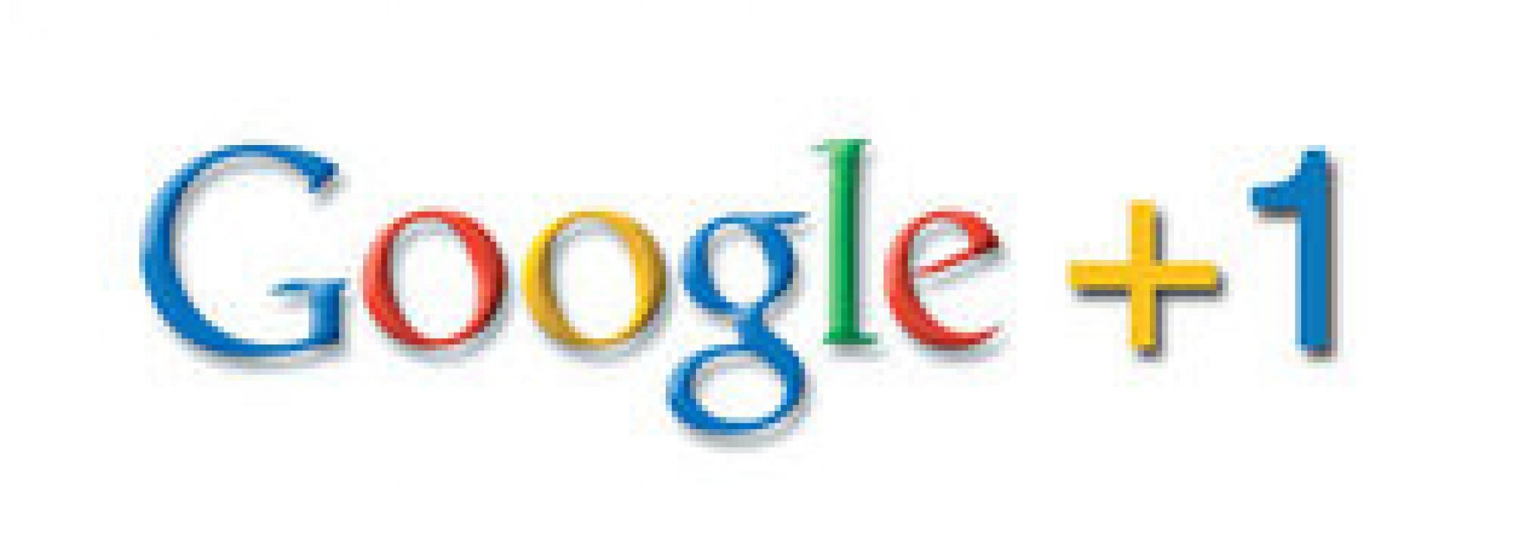 Google +1 Red social de Google