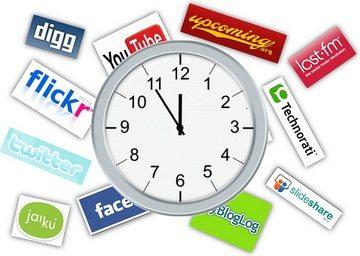 Tiempo Social Media