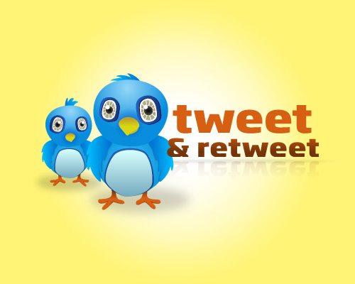 Consejos para conseguir más retweets en twitter