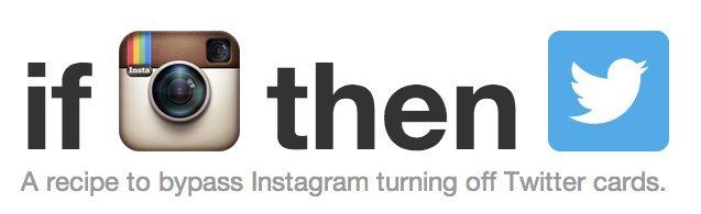 IFFTT-de-instagram-a-twitter